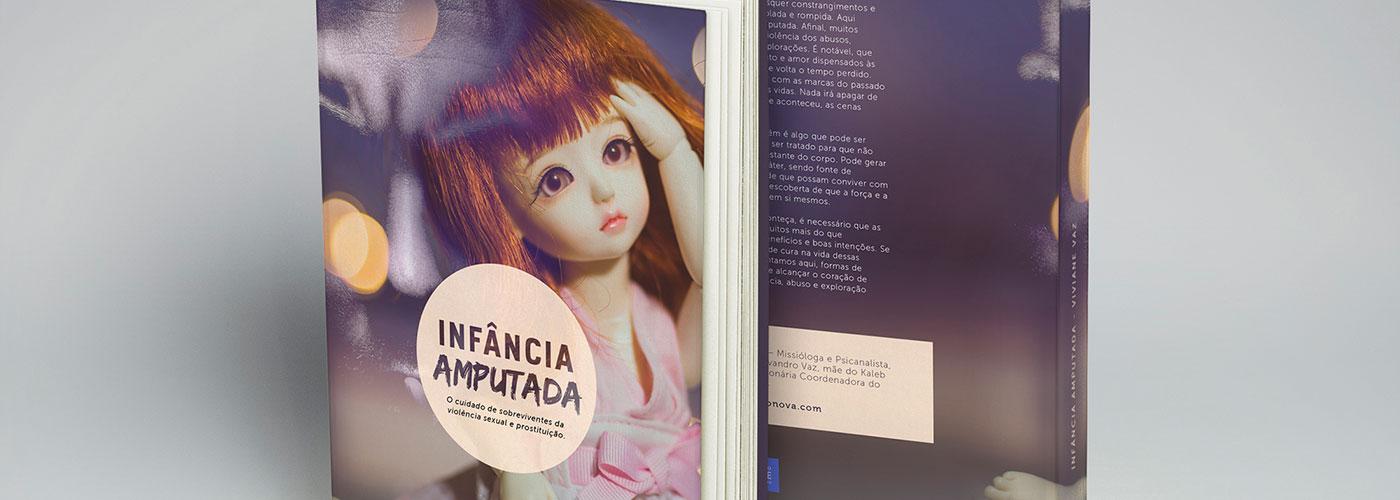 Livro Infância Amputada